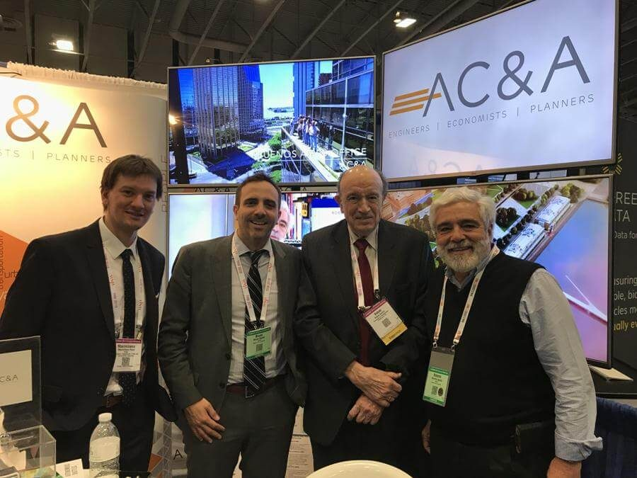 AC&A, THE ONLY LATIN AMERICAN COMPANY AT THE TRANSPORTATION RESEARCH BOARD (TRB)