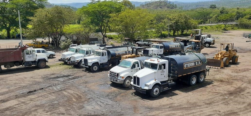 HONDURAS: START OF CONSTRUCTION WORK ON THE CA-6 ROAD BETWEEN TEGUCIGALPA AND DANLÍ