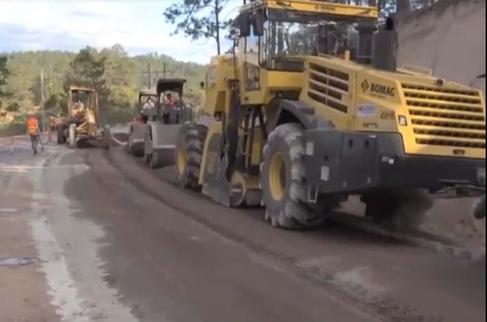 HONDURAS: AC&A CONTINUE DE TRAVAILLER SUR LA ROUTE CA-6