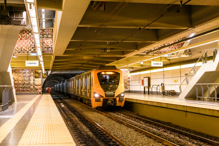 EVALUATIONS OF THE BUENOS AIRES SUBWAY LINE H