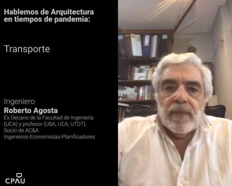 MOVILIDAD Y TRANSPORTE EN LA POST-PANDEMIA: OTRO VALIOSO APORTE DE AC&A