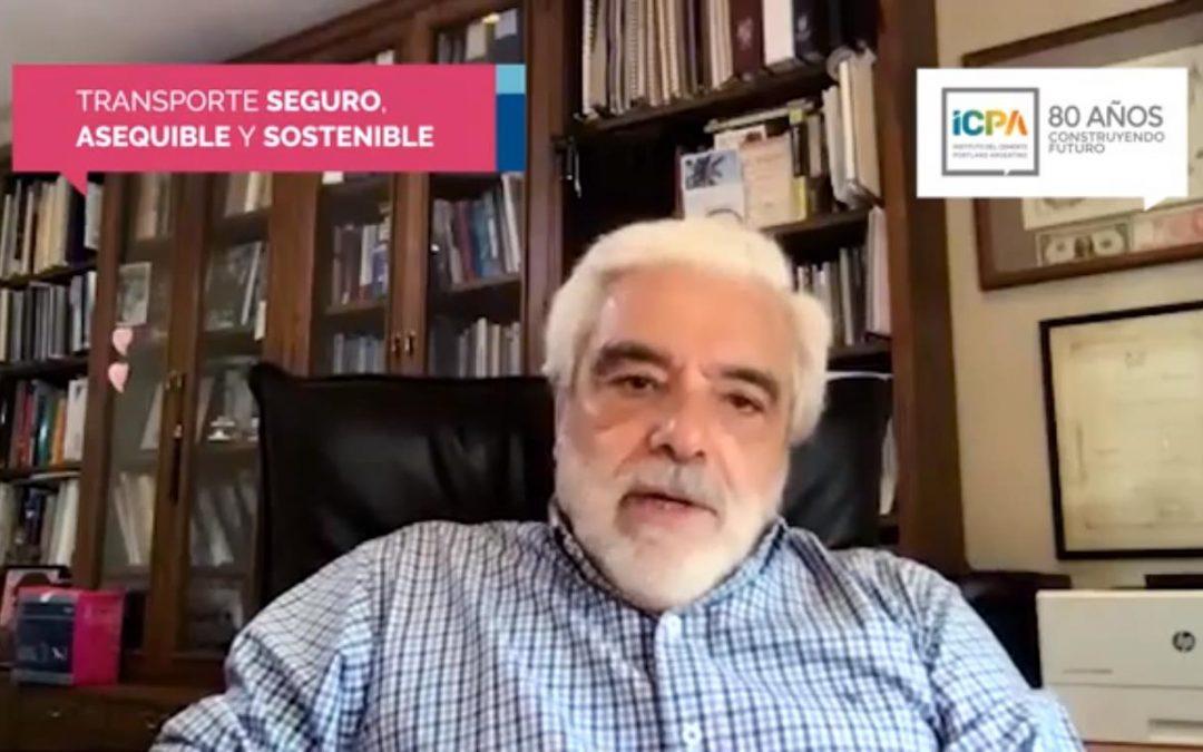 TRANSPORTE Y SUSTENTABILIDAD: LOS DESAFÍOS DEL PRESENTE Y DEL FUTURO